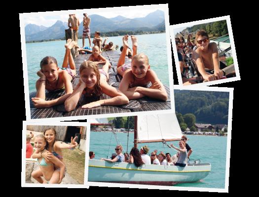 Ferienhort Fotos Sommer-Ferienlager