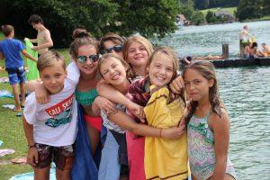 Im Feriencamp Freunde fürs Leben kennenlernen für Mädchen und Buben