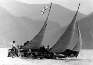 Der Zweimastkutter Seefalke