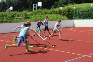 Sport und Kultur im Ferienhort Allround-Camp 2017