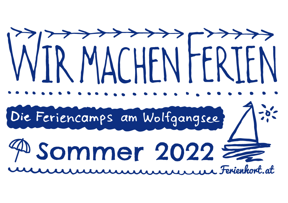 Feriencamps am Wolfgangsee im Sommer 2022