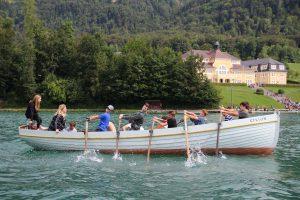 Segeln und Rudern im Ferienhort am Wolfgangsee - die Sommerferien-Camps für Kinder und Jugendliche
