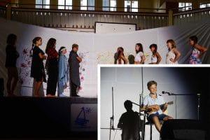 Ferienhort Kurs Theater & Musik - Schauspiel, Bühnenshow im Special-Camp