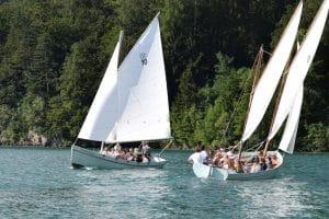 Segeln im Ferienhort Classic-Camp 2016