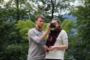 Ferien-Camp Fotografie, Filmen und Schreiben im Ferienhort Special-Camp 2017